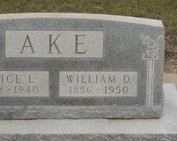 William Denson. Ake