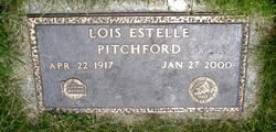 Lois Estelle Pitchford