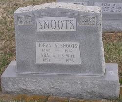 Jonas Alonzo Snoots