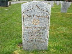 Jesse T. Barrick