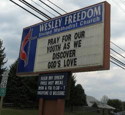 Wesley Freedom United Methodist Church Cemetery