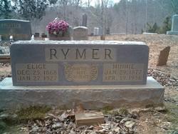 Minnie <i>Hall</i> Rymer