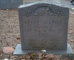 Kelly Teonia Dyer