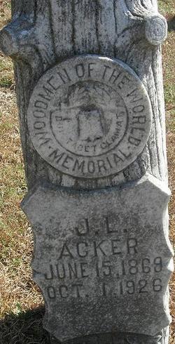 J L Acker