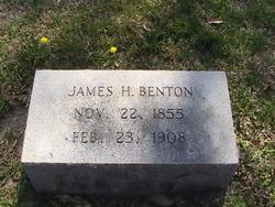 James Herbert Benton