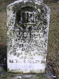 Margaret <i>Grove-Hammond</i> Burroughs