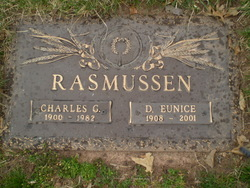 Charles George Rasmussen
