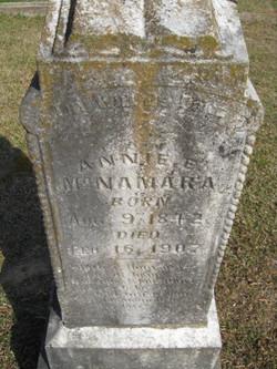 Annie Elvina <i>Campbell</i> McNamara