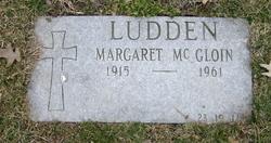 Margaret <i>McGloin</i> Ludden