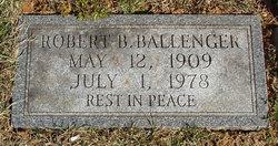 Robert Burwell Ballenger