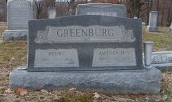 Amanda May <i>Fox</i> Greenburg