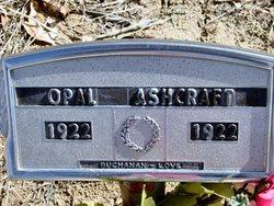 Opal Ashcraft