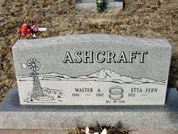 Etta Fern <i>Glover</i> Ashcraft