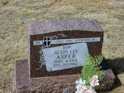 Alvin Lee Asper