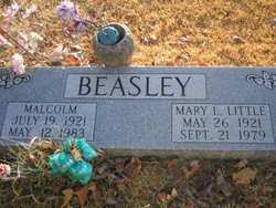 Mary Lilly <i>Little</i> Beasley