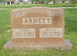 Susanna Susie <i>Cantrell</i> Arnett