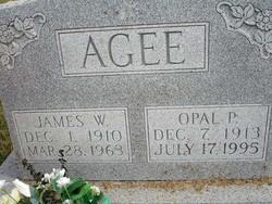 Opal Pearl <i>Allen</i> Agee