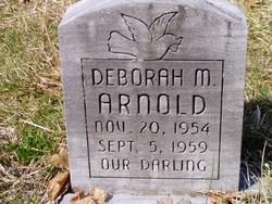 Deborah M. Arnold