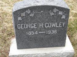 George Hyrum Cowley