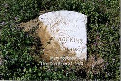 Mary <i>Johnson</i> Hopkins