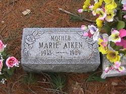 Marie <i>Waddle</i> Aiken