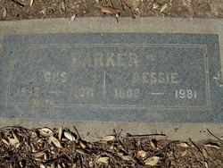 Eva Elizabeth Bessie <i>Mohler</i> Barker