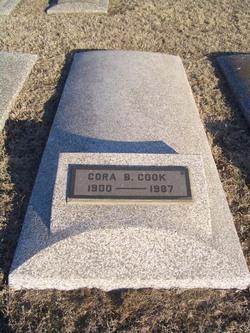 Cora B. <i>Treadway</i> Cook