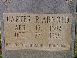 Carter P. Arnold