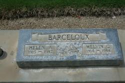 Helen Agnes <i>Peterich</i> Barceloux