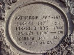 Catherine C <i>Donahue</i> Currier