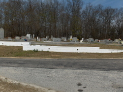 Mulberry Baptist Church Cemetery