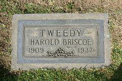 Harold Briscoe Tweedy