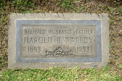 Harold Burtus Tweedy