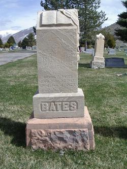Ormus Ephraim Bates