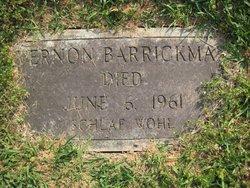 Vernon Barrickman