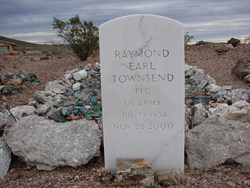 Raymond Earl Townsend