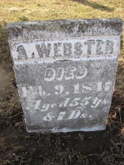 Amos Webster