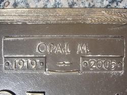 Opal Margarett <i>Thompson</i> Bledsoe
