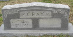 Clyde Wilson Gray
