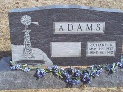 Richard Keith Adams