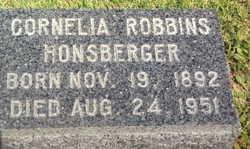 Cornelia <i>Robbins</i> Honsberger