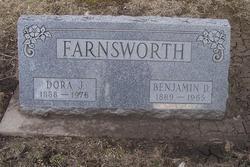 Benjamin D Farnsworth