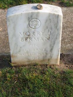Morry J Berman