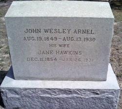 Jane <i>Hawkins</i> Arnel