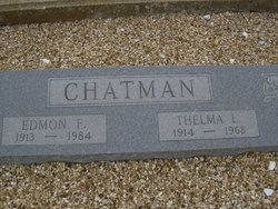 Edmon F Chatman