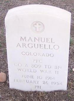 Manuel Arguello