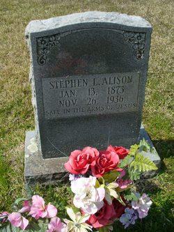 Stephen Lee Alison