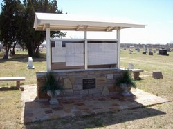 Throckmorton Cemetery