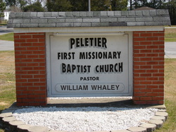 Peletier First Missionary Baptist Church Cemetery