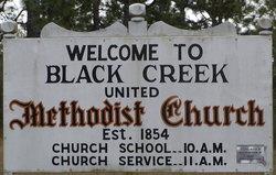 Black Creek Methodist Church Cemetery